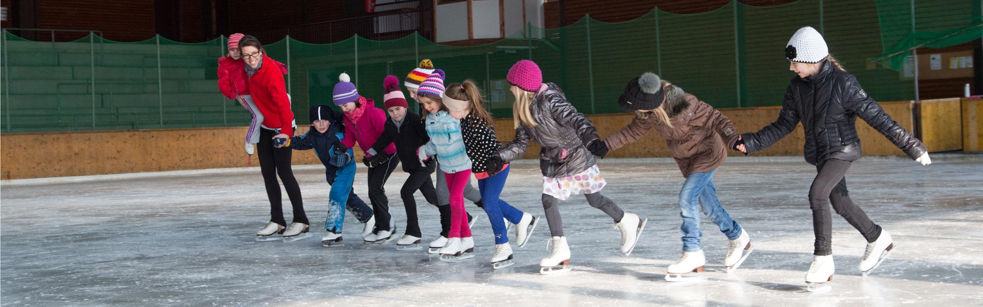 Eislaufen in Waldkirchen