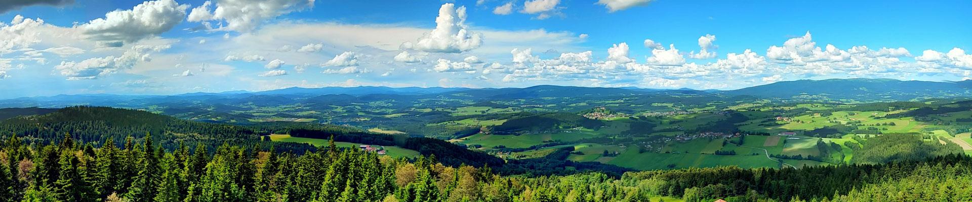 Oberfrauenwald - Aussicht