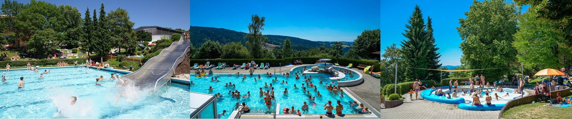 Der Karoli-Badepark – das Freibad