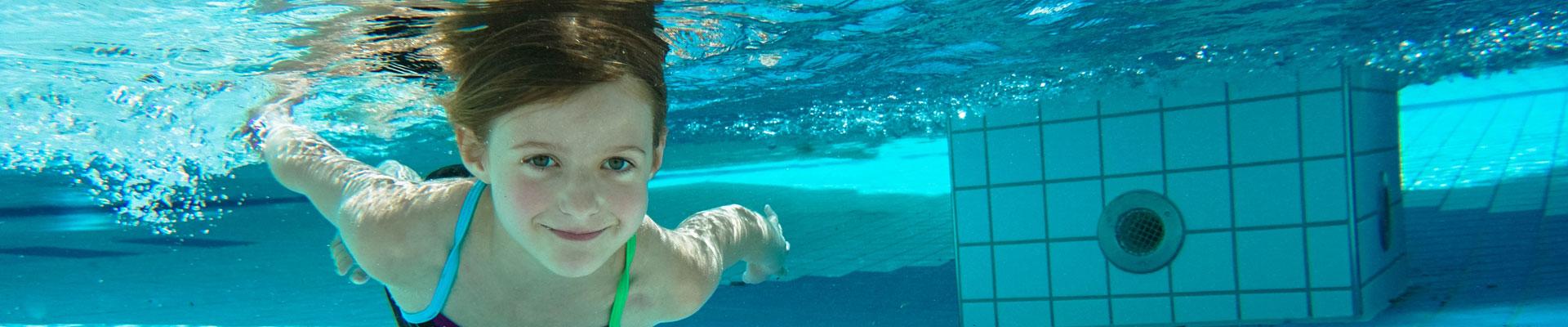 Der Karoli-Badepark – Schwimmkurse