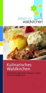 Gastronomie - Flyer